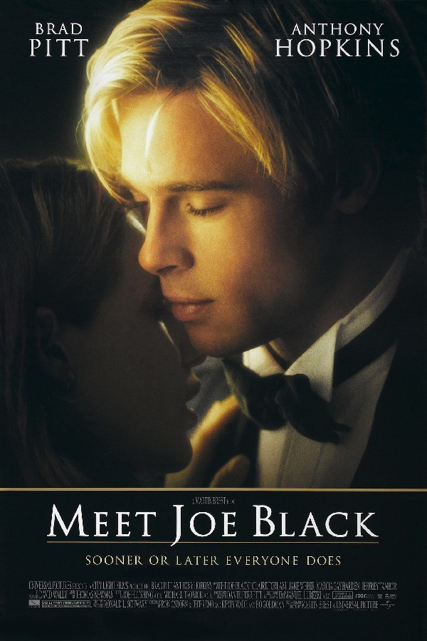 meet joe black classic movei brad pitt claire forlani poster silk fabric cloth print wall sticker Wall Decor custom print