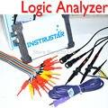ISDS205C виртуальный ПК USB осциллограф 48 м Частота дискретизации 20 м Бандаж с логическим анализатором Бесплатная доставка