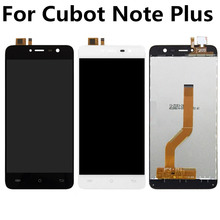 For Cubot Note Plus LCD Display+Touch Screen Digitizer Assembly Replacement for Cubot Note Plus lcd недорго, оригинальная цена