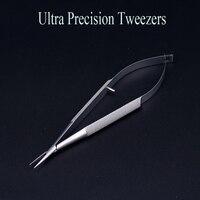 No. 3 Grenze Modell Modellierung Pinzette Ultra Präzision Ätzen Blatt Modell Pinzette Hobby Handwerk Werkzeuge Zubehör