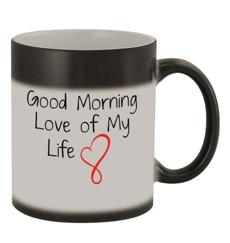 Guten Morgen Liebe Meines Lebens Lustige Humor Keramik 11 Unzen