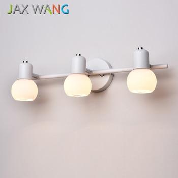 Retro LED Indoor Wall Lamp Waterproof Mirror Front Light Dresser Toilet Toilet Bathroom Light