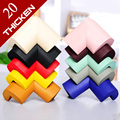 20pcs/lot baby safety corner guards table protector edge safety Soft sponge thickening Protection Cover Child Safety Protector