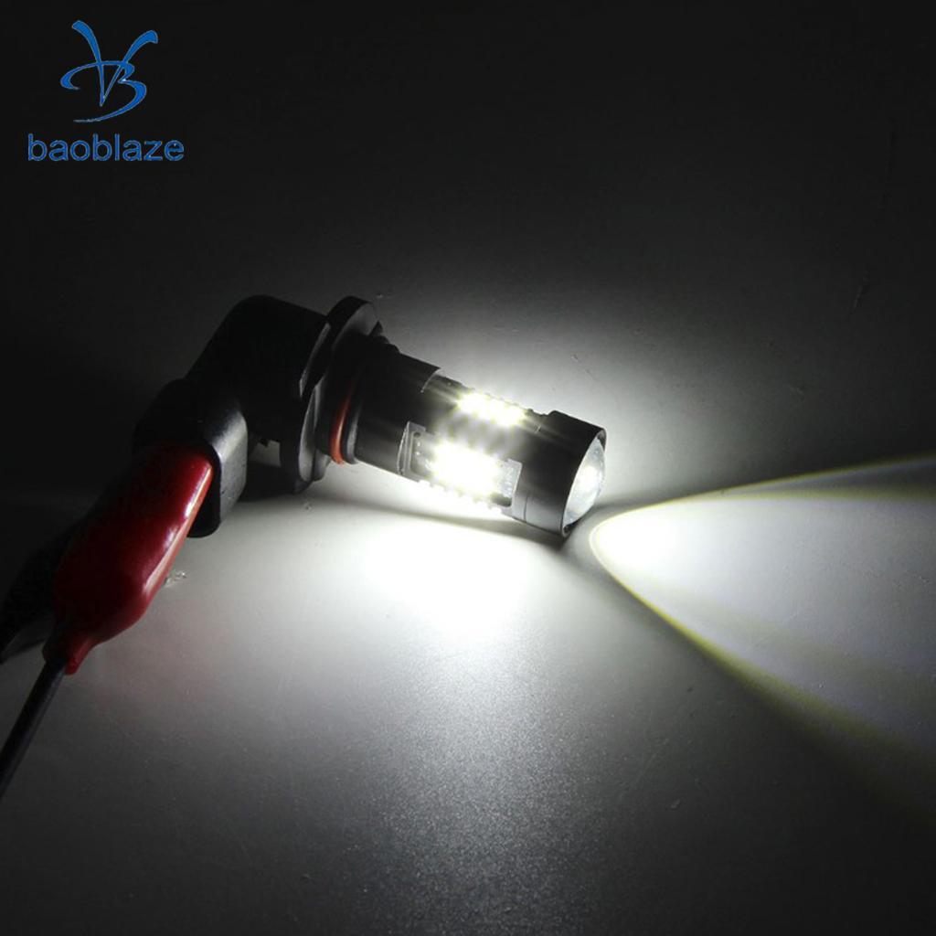2x Алюминий сплав H16 21smd светодиодный Туман Вождение Лампочки DRL дневные Бег