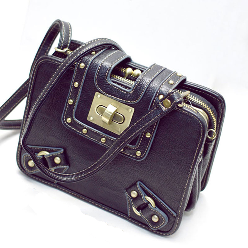 Free Shipping 2017European And American Women Messenger Bags Fashion Mini Bag With Shoulder Bags