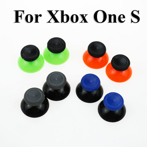 Image 3 - ChengHaoRan New 2 PCS for Microsoft Xbox One X S Controller 3D Analog  Sticks Grip Joystick Cap Blue Red Controller