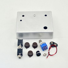 1590BB Diecast Aluminum Enclosure With Hole And Effect Pedal Knob Kits And More