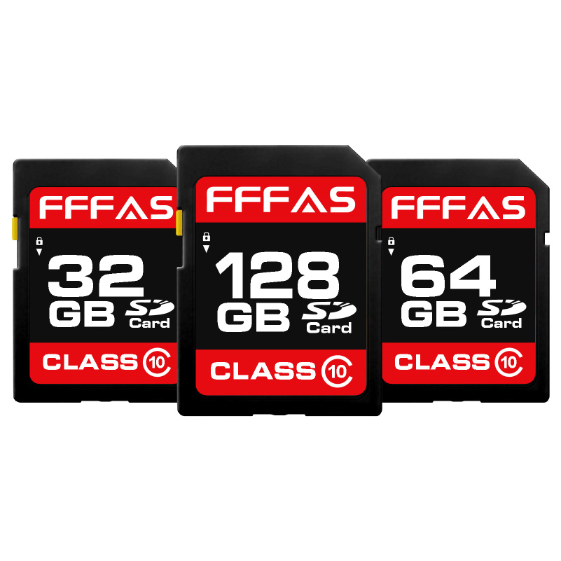 sd card class 10 memory cards 8GB 16GB flash stick SD Card 32GB 64GB 128GB 256GB for camera DVD(China)