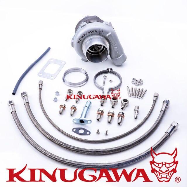 """Kinugawa Rolamento De Esferas Turbocompressor Boleto 3 """"GTX2867R Um/R.73 para Nissan Skyline RB20DET"""