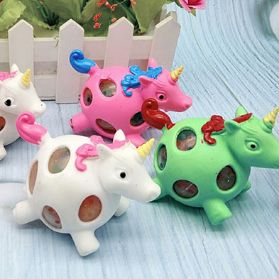 Surprise Unicorn Kawaii Soft Squeeze Toys Slime Squishy Cute Animal Stress Relief Funny Kid Xmas Gift