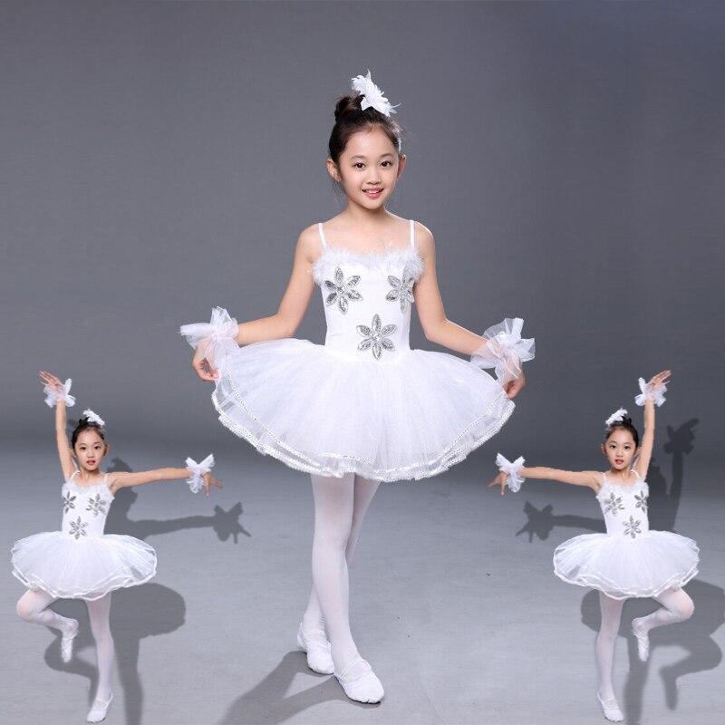 Dance Clothes Children Ballet Tutu