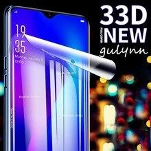 33D Защитная Гидрогелевая пленка на весь экран для Xiaomi Redmi Note 5 6 7 Pro Защитная мягкая пленка для Redmi 6 7 A 5 K20 крышка