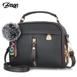 ZMQN Crossbody Bags For Women 2018 PU Leather Bag Ladies Sac Shoulder Messenger Bags Women Cheap Small Bolsa Feminina Mujer A328