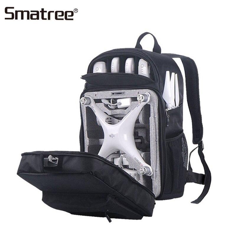 Рюкзак Smatree Drones, сумка через плечо для DJI Phantom 4/4 Pro Plus Drones, Phantom 4 Pro, дорожная сумка для iPad Air 2