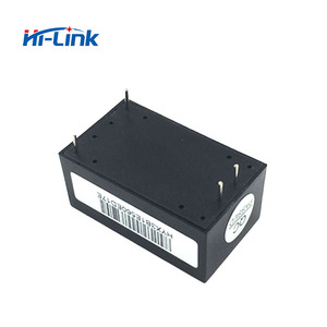 Image 5 - HOT sale HLK PM01 AC DC 220V to 5v mini power supply module for intelligent household switch power module UL/CE
