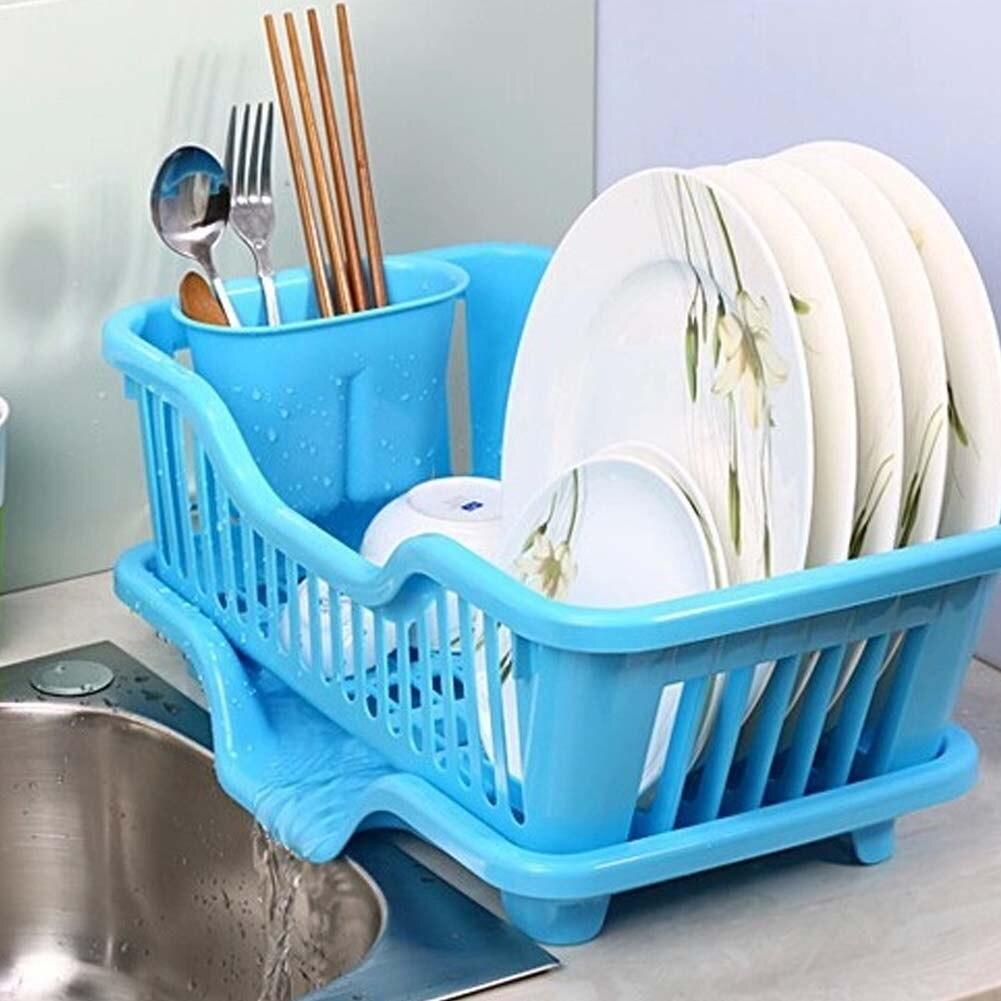 Superior Kitchen Storage Racks Bowl Basket Organizer Kitchen Sink ...