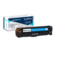LCL HP 305A CE411A CE411 411A CE 411 A 1 Pack Cyan Compatible Toner Cartridge For
