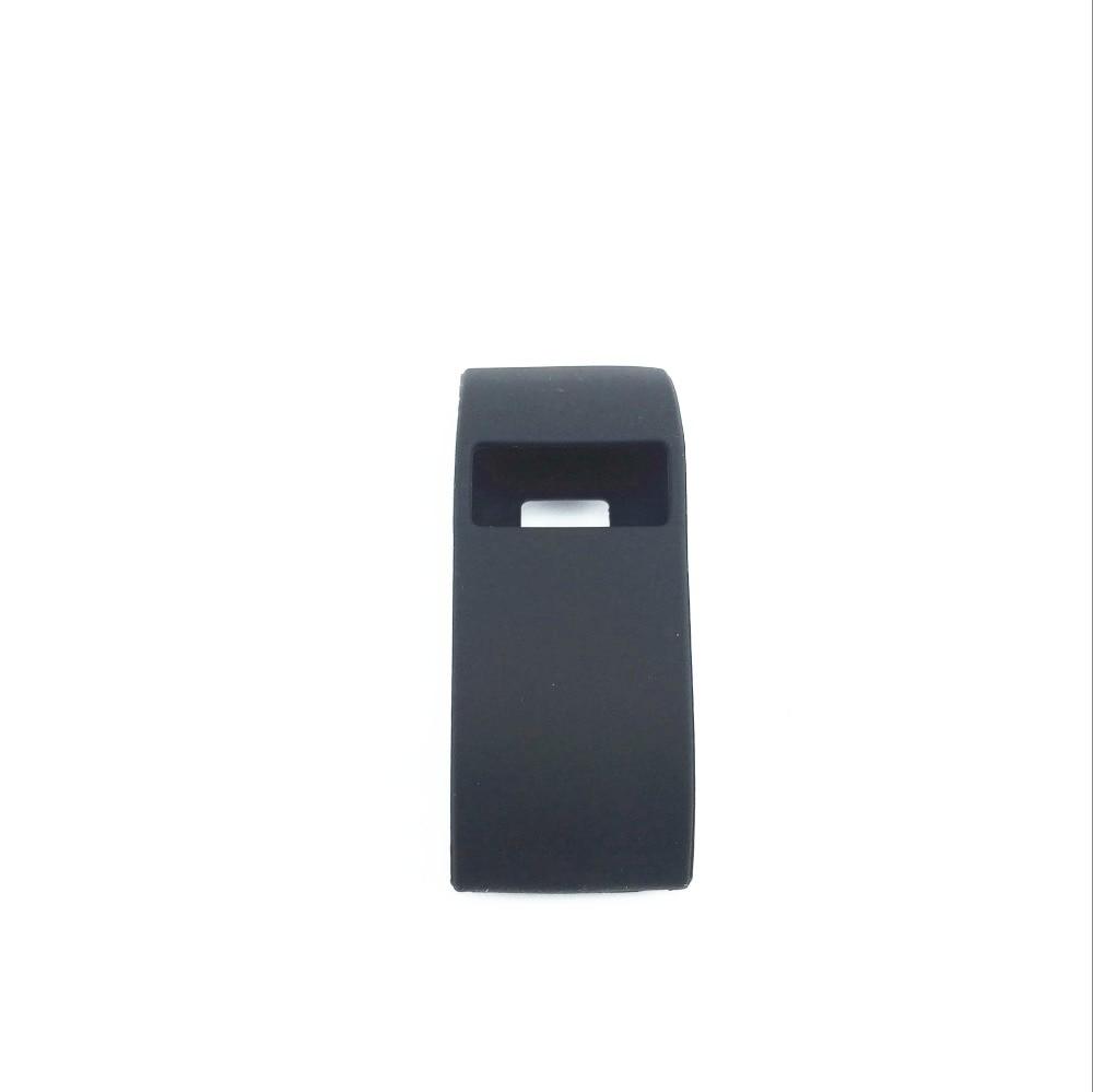 2PCS Lwsengme Silicone Band Cover- ը Fitbit- ի լիցքավորման / Fitbit լիցքավորման համար HR Smart Watch Slim Designer Sleeve Protector- ի պարագաների