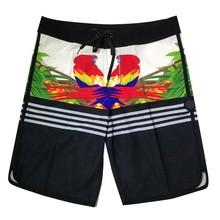 2019 New Phantom Mens Board Shorts Swimsuits Men Fashion Animals Print Flamingo Beach Quick Dry Elastic Swimwear
