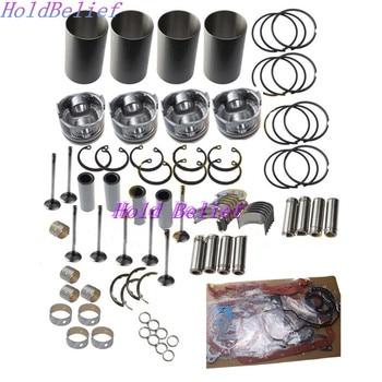 V3300 V3300T V3300E Overhaul Rebuild Kit For Kubota THOMAS T225 Piston Ring Bearing Set