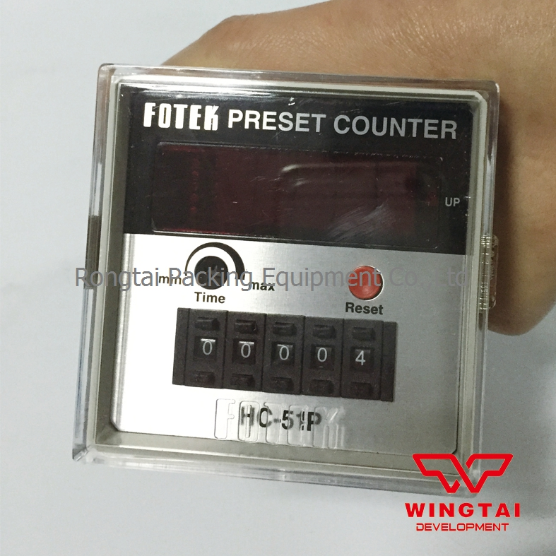 Made in Taiwan 5 digital  Fotek HC-51P Counter Meter Setting Range 1~99999 топор truper hc 1 1 4f 14951