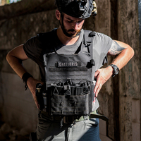 OneTigris Tactical CS Vest HAUNTER Laser cut MOLLE Vest For Airsoft Paintball Military Equipment JPC Outdoor Hunting Vest