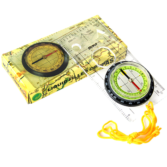 Eyeskey Outdoor Camping Directional Compass 6