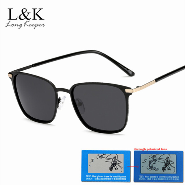 c672acf63f972 Classic Polarized Sunglasses Retro Men Women Driving Square Frame Vintage  Sun Glasses Male Goggle UV400 Gafas
