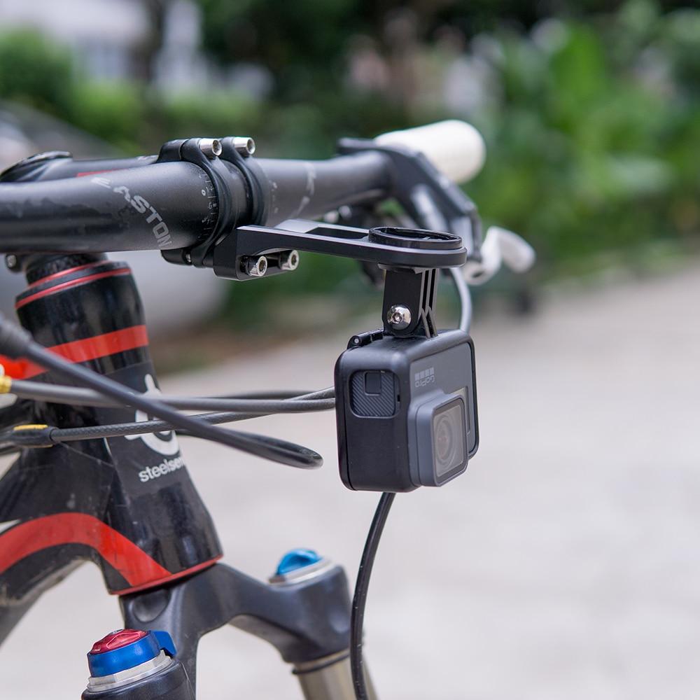 Ztto Mtb Road Bike Computer Camera Holder Handlebar Extension