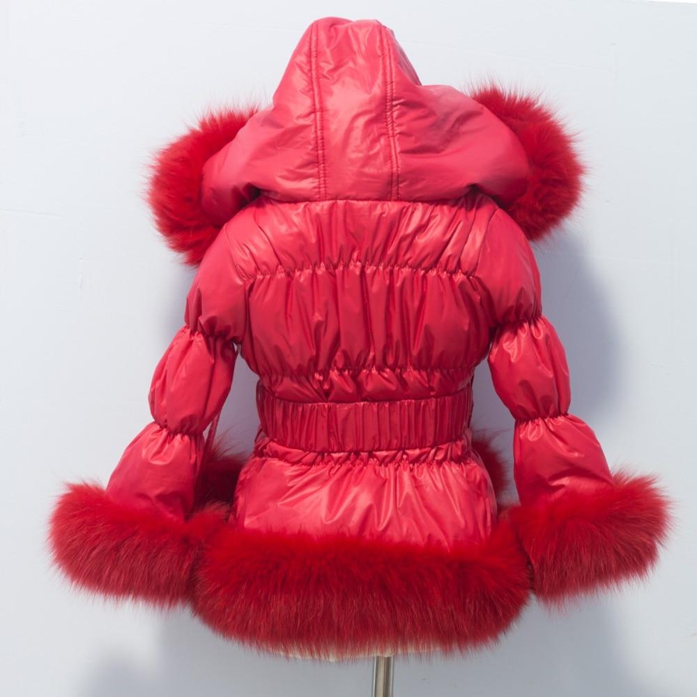 νέο ύφος χειμώνα παιδί κάτω παλτό / - Γυναικείος ρουχισμός - Φωτογραφία 4