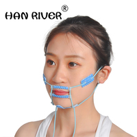 Sleep Snore mask to prevent sleep mouth open mouth artifact anti mouthpiece Mouth Strap mouth breathing appliance