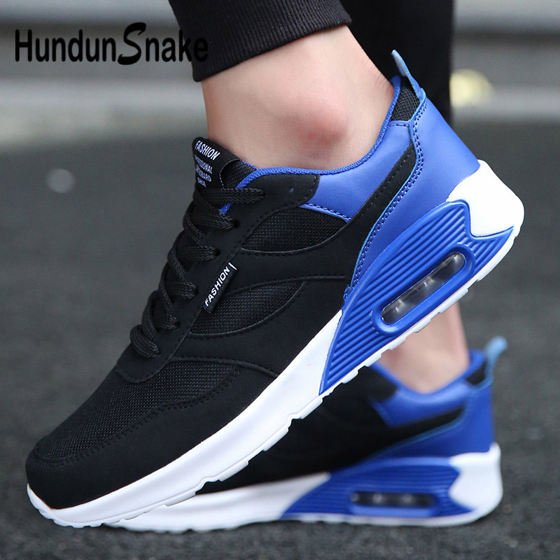 Hundunsnake Summer Running Shoes Man Running Man Sneakers For Men Chaussure Homme Sport Shoes Meskie Sapatenis Male Adult G-1