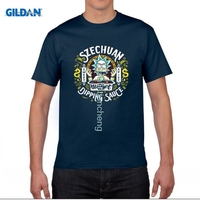 GILDAN Fashion Anime Cool Print Rick Morty T Shirt Fitness Cartoon O Neck Shirts Tops Tee