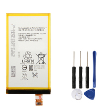 Original Replacement Battery LIS1594ERPC For Sony Z5 compact Z5C mini E5823 Authentic Phone Batteries 2700mAh