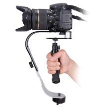 New Handheld Video Stabilizer Portable Digital Compact Camera Holder Motion Steadicam For Canon Nikon Sony Phone DSLR DV