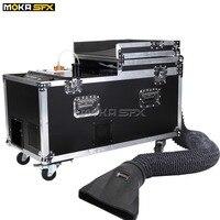 Stage Equipment Waterbase Fog Machine 3000w DMX 512 Dry Ice Effect Stage Low Ground Fog Smoke Machine
