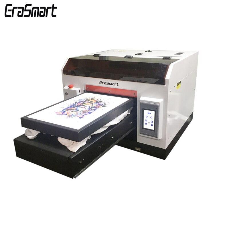 A3 1390 T-shirt Printer Digitale Flatbed Drukmachine Goede Metgezellen Voor Kinderen Evenals Volwassenen