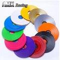AMK racing-10 Color 8 M/Roll IPA Rimblades Vehículo Llantas de Color Protector de Neumáticos Línea de Guardia Rubber Moulding Recortar