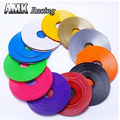 AMK racing- 10 Color 8M/ Roll  IPA Rimblades Car Vehicle Color Wheel Rims Protector Tire Guard Line Rubber Moulding Trim