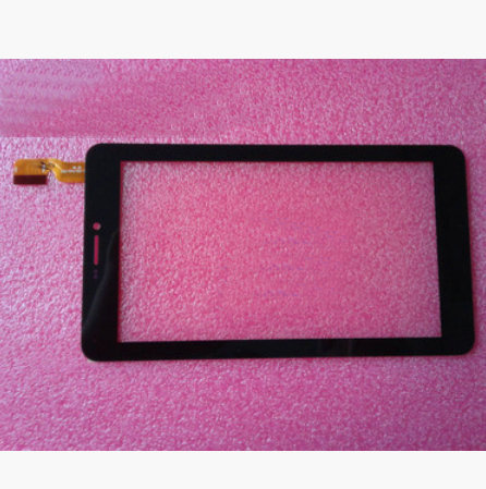 New touch screen digitizer For 7 inch Explay D7.2 3G Tablet AD-C-701749-FPC Touch panel Sensor Glass Replacement Free Shipping new touch screen for 7 inch explay surfer 7 32 3g tablet touch panel digitizer glass sensor replacement free shipping