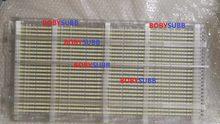 100% Novo E Original Para Sharp RUNTK4339TP TRENÓ 090907 REV.1 AE5260B 63 LEDS 585 MM Tira Conduzida Luz de Fundo