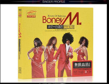 Marsha Cd Box Set Direct Selling Promotion Hard Bag Seal: Bonnie M Choir Pop Music In Europe And America Free Shipping Car Cd