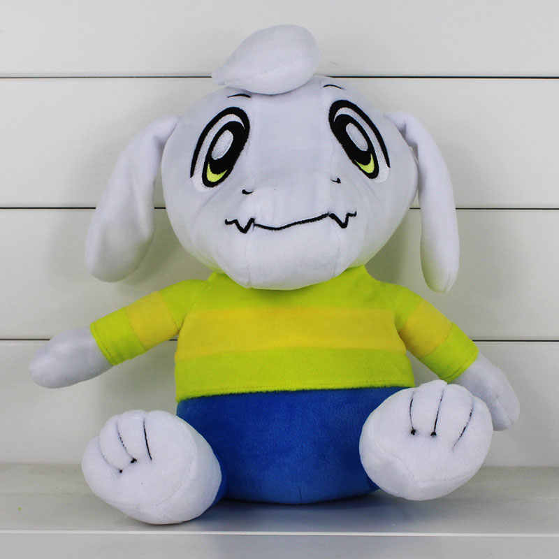 Alle nye Detail Feedback Questions about 7Styles 20 37cm Undertale Plush TE-26