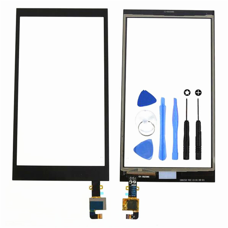 Black	Mobile Phone Touch screen	For	HTC Desire 620	Touch Screen Digitizer	(free	+3m Tape+Opening Repair Tools+glue	)