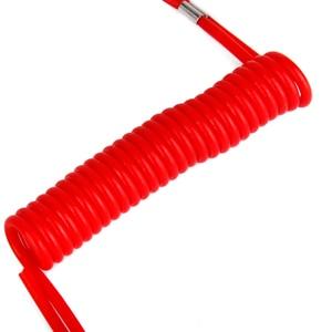 Красный пластиковый защитный лодочный мотор, подвесной выключатель, Клавиша зажигания, водное Спортивное катание на лодках и Сёрфинг, аксессуары для плавания