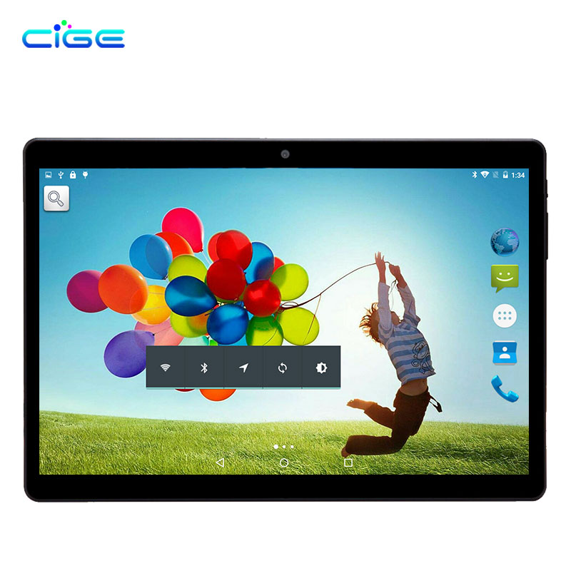 CIGE A5510 Android 7 0 Tablet PC Tab 10 1 Inch IPS Octa Core 4GB 64GB