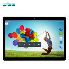 "CIGE A5510 Android 7.0 Tablet PC Tab 10.1 Inç IPS Octa Çekirdek 4 GB 64 GB Çift SIM Kart Telefon Görüşmesi 10.1 ""Phablet WIFI GPS Çift camer"