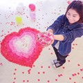 Rose Petals 2000 pcs/lots Silk Wedding Decoration Artificial Wedding Party Decorations Flower Petal