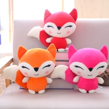 new 23cm Kawaii Dolls Stuffed Animals & Plush Toys for Girls Children Boys Pillow Fox Soft Toy Doll