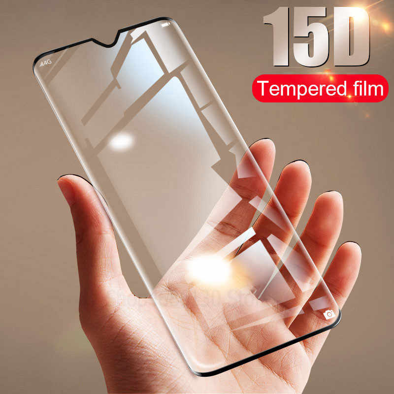 15D Tempered Glass On For Xiaomi Redmi 7 6 5 Plus Screen Protector For Xiaomi Redmi Note 7 5 6 Pro Redmi 7 Protective Glass Film